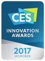 CES 2017 Innovation Honoree Logo