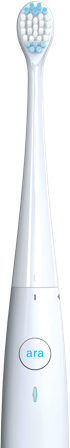 White Ara toothbrush