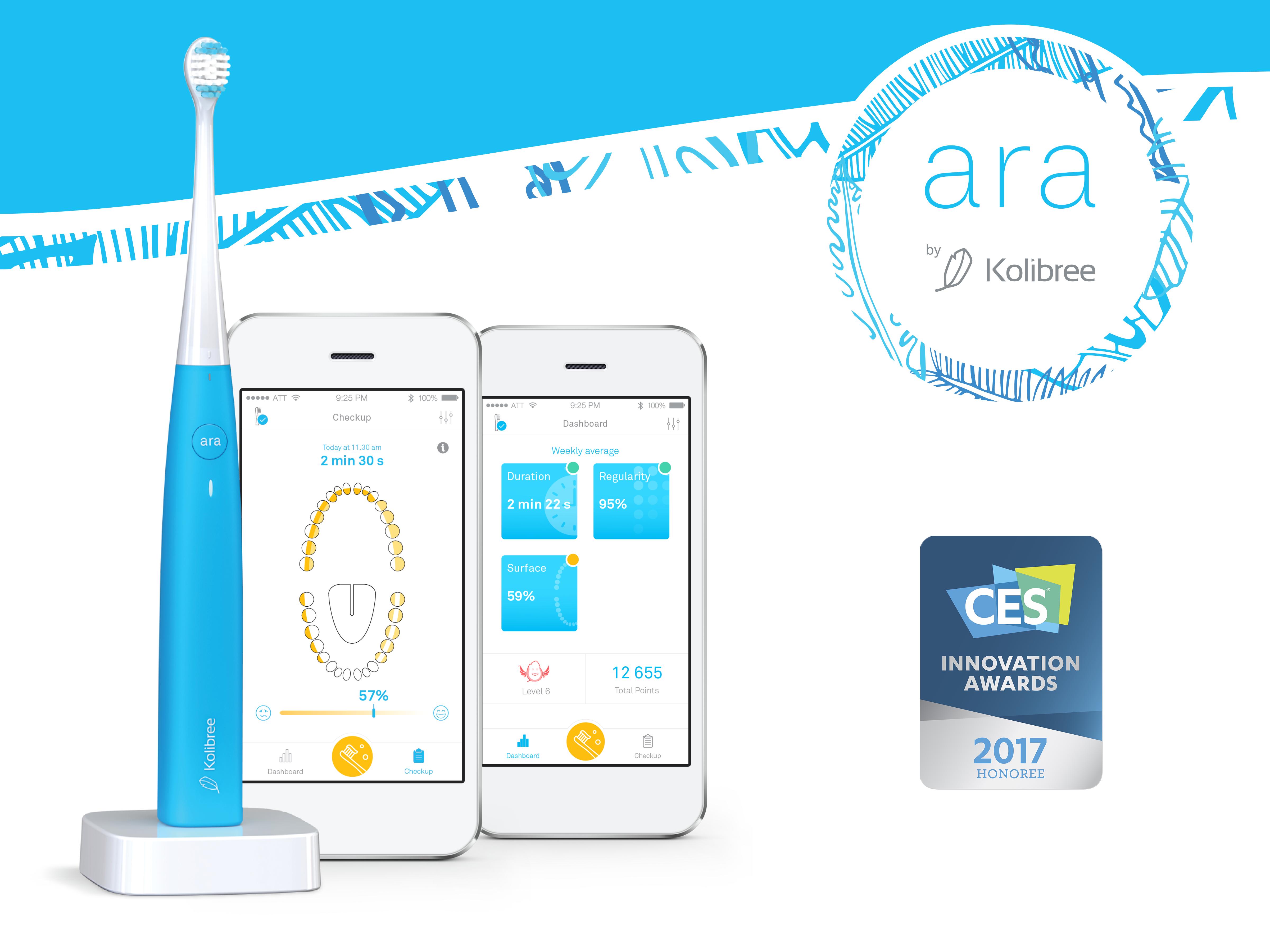 Toothbrush Ara